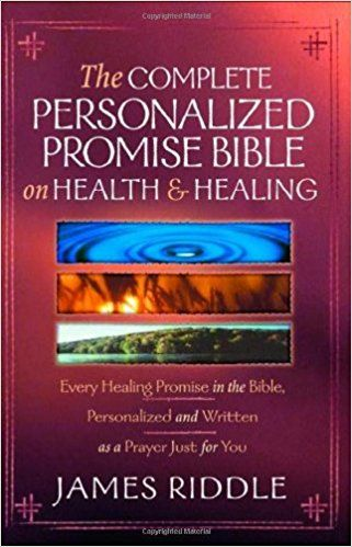 Every Promise in the Bible, from Genesis to Revelation, Personalized and Written As a Prayer Just for You. Readers discover that Jesus died to bring wholeness in every area of their life. Broken relationship and fellowship with God has now been restored. Sickness is now healed. Everything that people need to live in health, prosperity, joy, and absolute fulfillment is available in Christ Jesus.