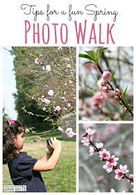 The Educators' Spin On It: Spring Photo Scavenger Hunt with Kids {After School Linky Party Week 9}