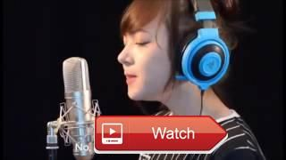 Maps Maroon cover by Jannine Weigel  Maps cover by Thailand singer named Jannine Weigel sHE IS FROM Thailand bla bla bla bla