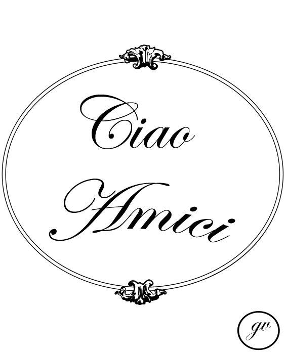 Ciao Amici! Lisa, Italian Summers