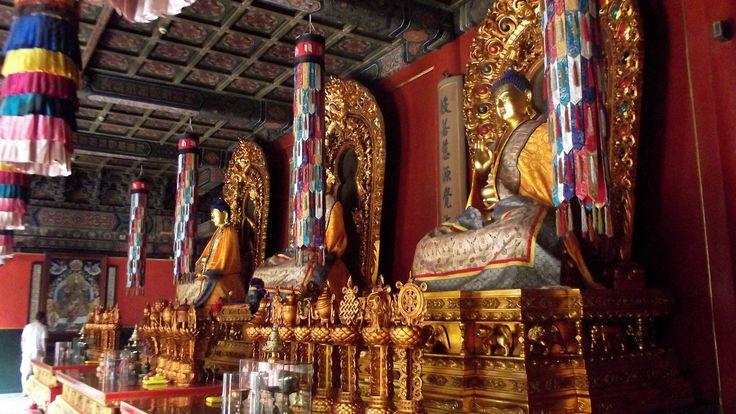 Buddhas @ #Confucius Temple, #Beijing