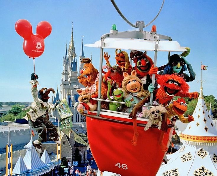 disney world rides | Walt Disney World - Muppet Wiki
