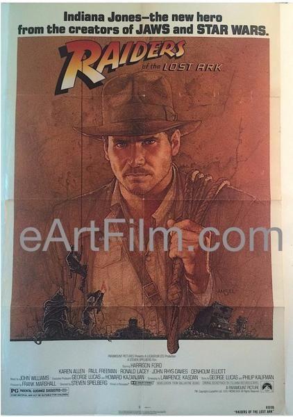 Happy Birthday #DenholmElliott https://eartfilm.com/search?q=Denholm+Elliott #actors #acting #Raiders #RaidersoftheLostArk #ABridgeTooFar #ARoomWithAView #movies #movie #film #cinema #poster #posters #movieposters    Raiders of the Lost Ark Steven Spielberg Harrison Ford