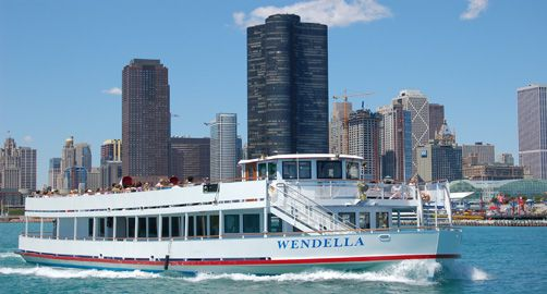 Wendella Boats & Water Taxi | Chicago, IL :: Ettractions.com
