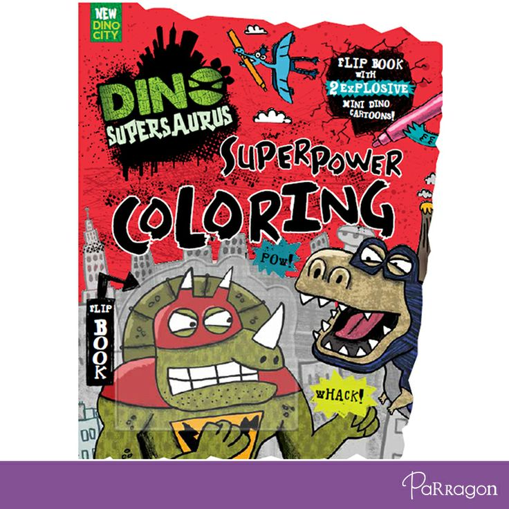 Looking for great spring break activity books? Barista Kids recommends our Dino Supersaurus Range! http://kids.baristanet.com/2014/03/vacation-activity-books-dino-supersaurus/