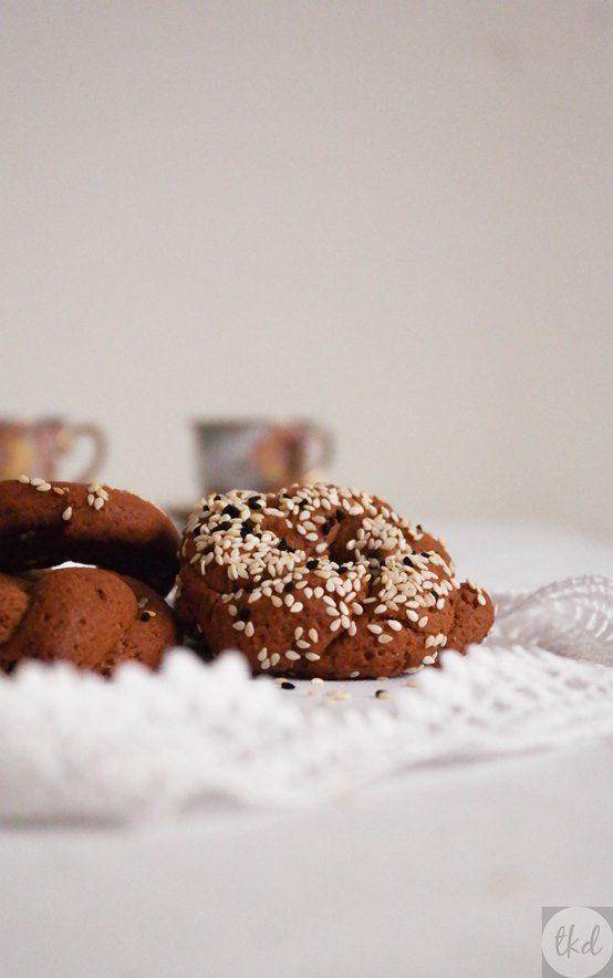 Grape syrup cookies| theoDORA's kitchen diaries, aka Moustokouloura, totally delish!