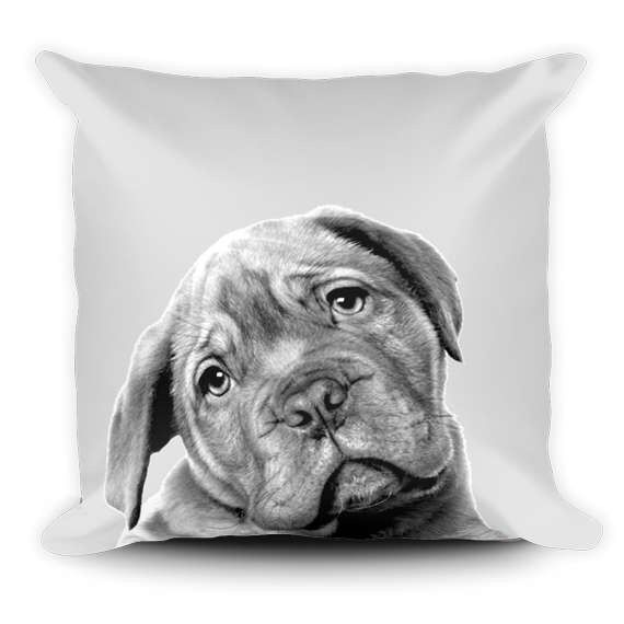 A personal favorite from my Etsy shop https://www.etsy.com/ca/listing/510534102/puppy-pillow-animal-pillows-nursery