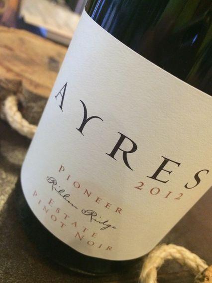 Ayres - Oregon Wine