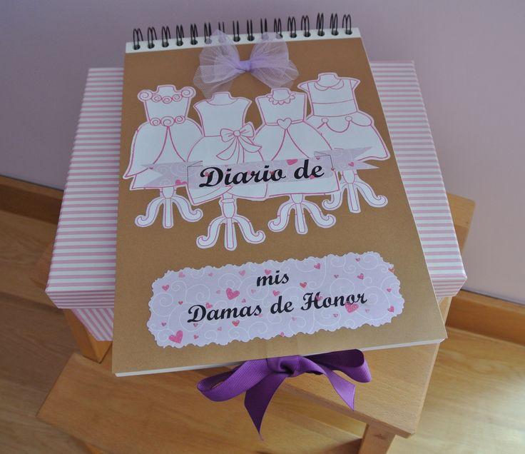Diario de mis Damas de Honor
