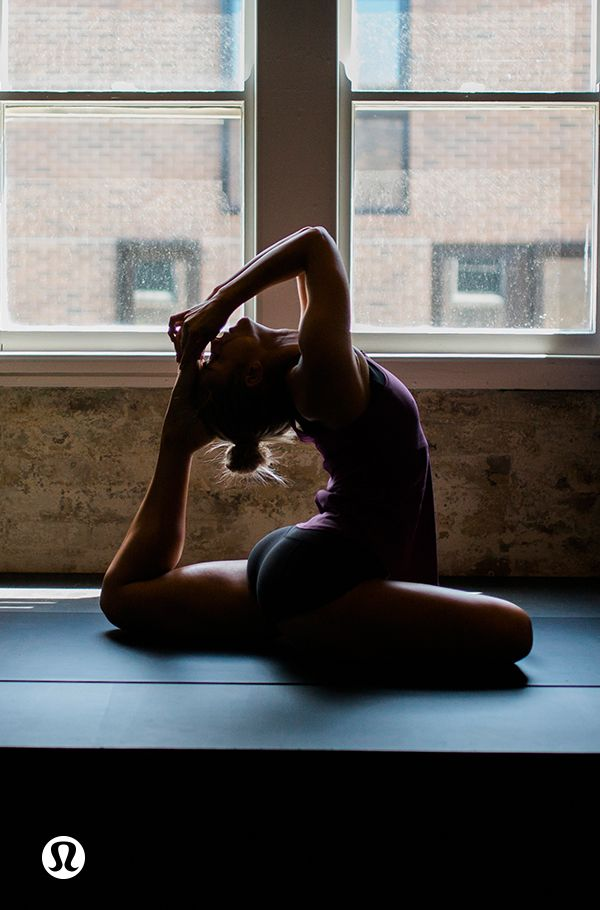 Yoga practice begins from the moment we wake up.
