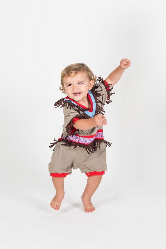 Venha fazer parte da tribo Lé com Cré. Fantasia para Babys de índio 94e7813be24