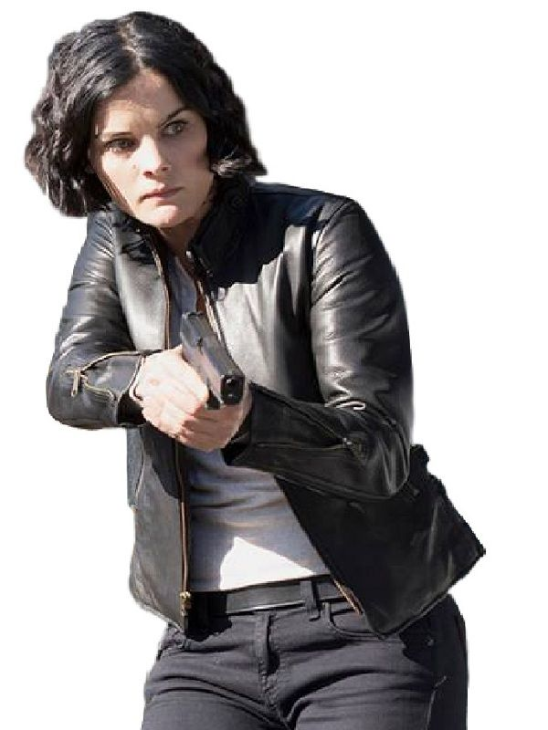 Jane Doe Blindspot Biker Jacket | Top Celebs Jackets