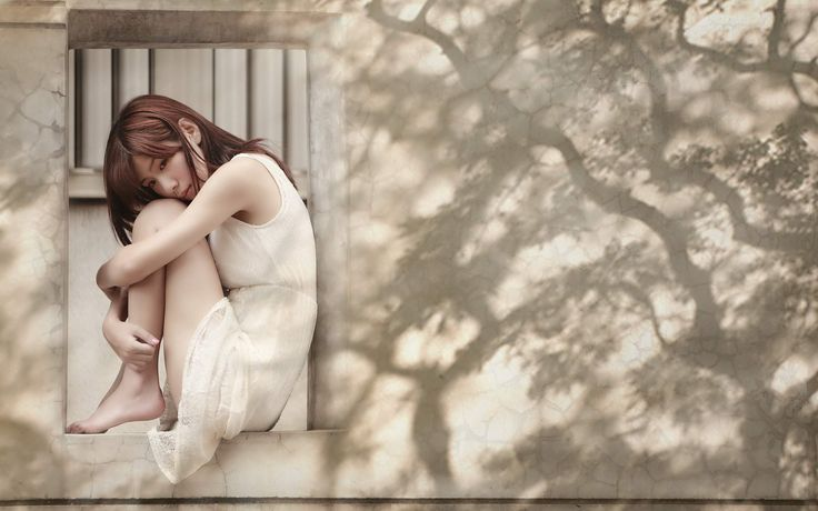 Sad Girls Wallpapers HD Pictures One HD Wallpaper Pictures