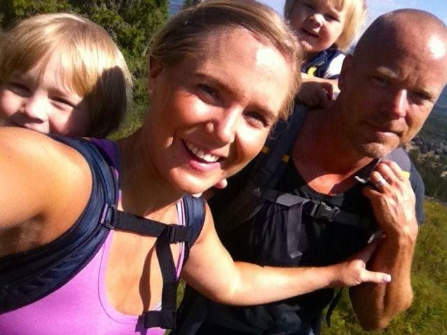 Som sagt, eftersom vi gör en fjällresa varje sommar så återkommer blogginläggen på temat vandra med småbarn. Men det är lika bra, det går inte att nog