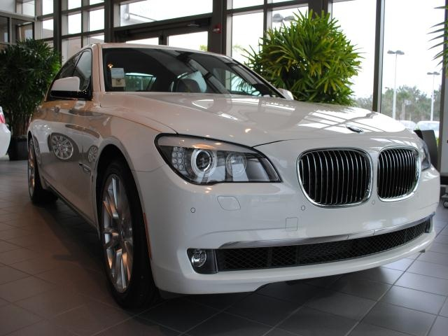 2012 BMW 740Li Steinwey and Sons Special Edition! There have only been 125 of these BMW's made Worldwide and this one is the very first to be built (number 1 of 125).
