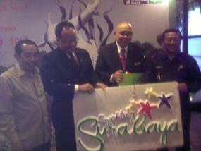 detikNews : Ketua Surabaya Tourism Promotion Board Beralih Tangan