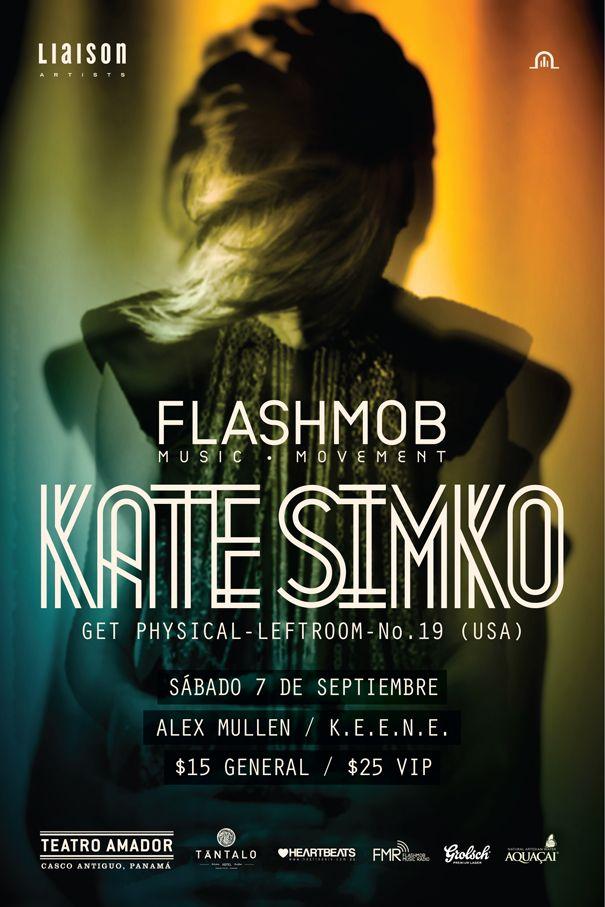 Kate Simko: 7 de septiembre, 2013.