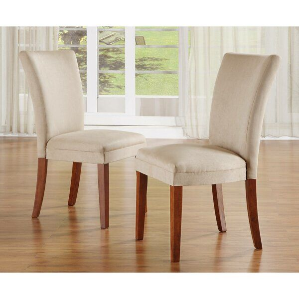 389813a04e0e8bedb16e0cf87451a109 - Better Homes And Gardens Parsons Tufted Dining Chair Beige