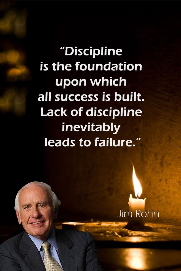 discipline leads to success Life puts challenges and problems on the path to success and achievement lack of self discipline leads to failure self discipline benefits and importance.