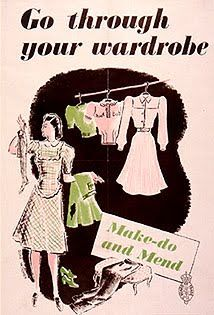 Recycled Fashion: Learning to refashion clothes