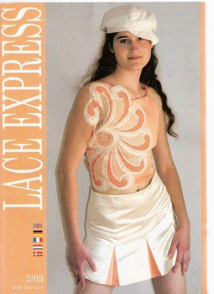 Lace Express 2003-02 | 63 photos | VK