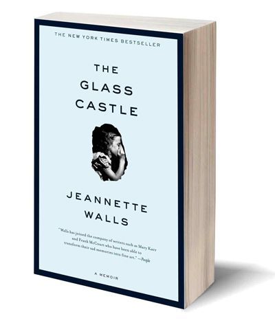 {The Glass Castle • Jeanette Wells}  Great book! Very heart wrenching though.