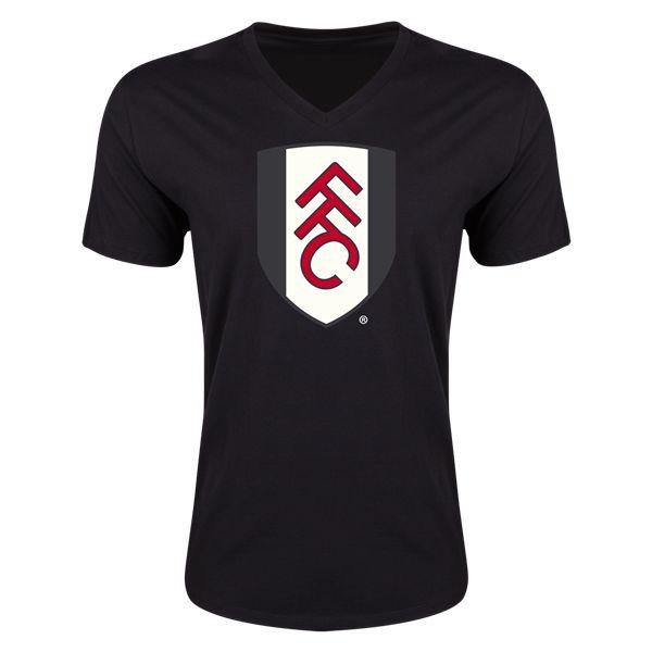 Fulham Core Mens V-Neck T-Shirt