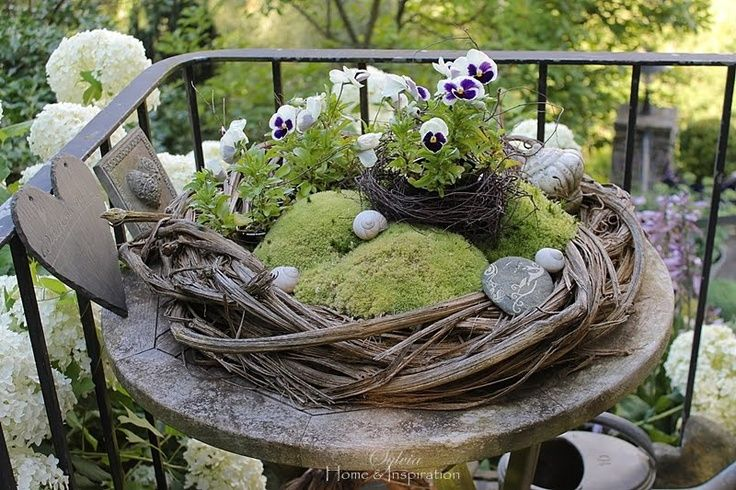 Home Inspiration - Gardening Dreams