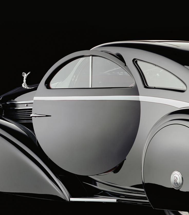 The Round Door Rolls – 1925 Rolls-Royce Phantom I Jonckheere Coupe | Heacock Classic Insurance