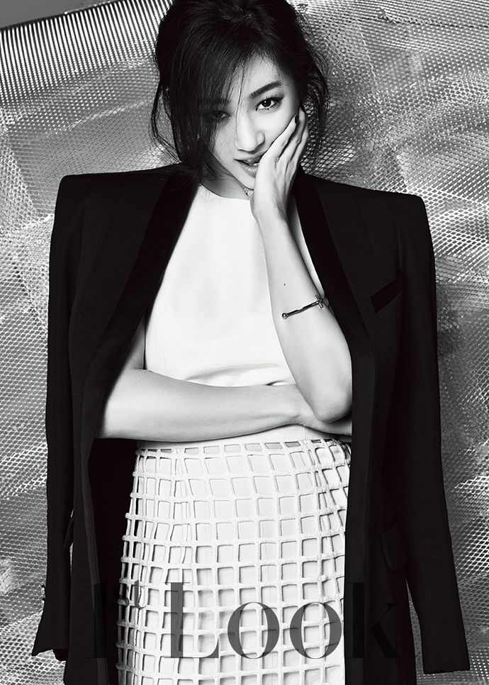 Kim So Yeon  Jung Ryeo Won For 1st Look's Vol. 64 | Couch Kimchi