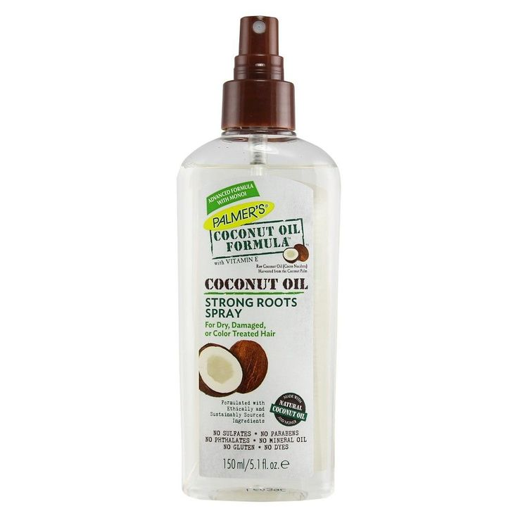 Palmers Coconut Oil Formula Strong Roots Spray 5.1 oz
