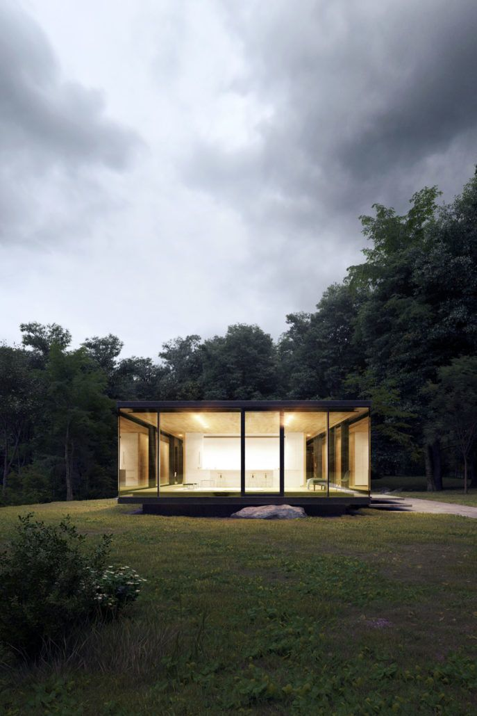All of images were based on lm guest house designed by desai chia architecture