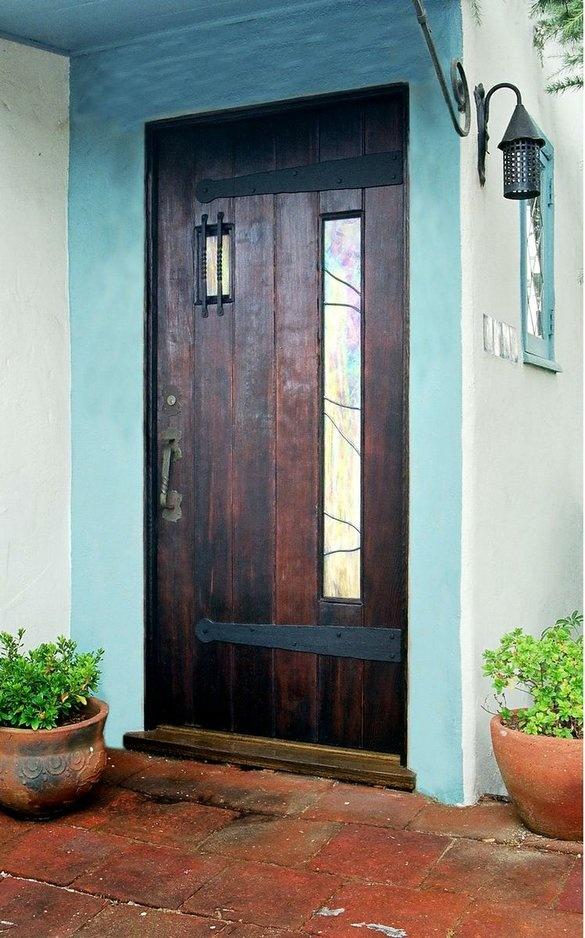 こんなドアが好き
