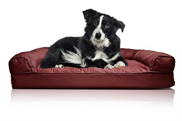 FurHaven Small Quilted Orthopedic Sofa Pet Bed | Orthopedic Dog Bed | Orthopedic Dog Bed Reviews