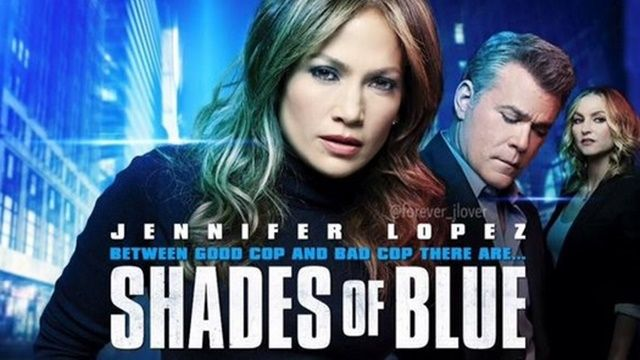 Watch Series Greece: Shades of Blue (2016)