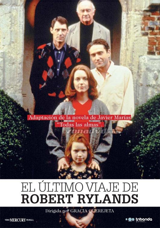 El Último viaje de Robert Rylands DVD ESP QUE