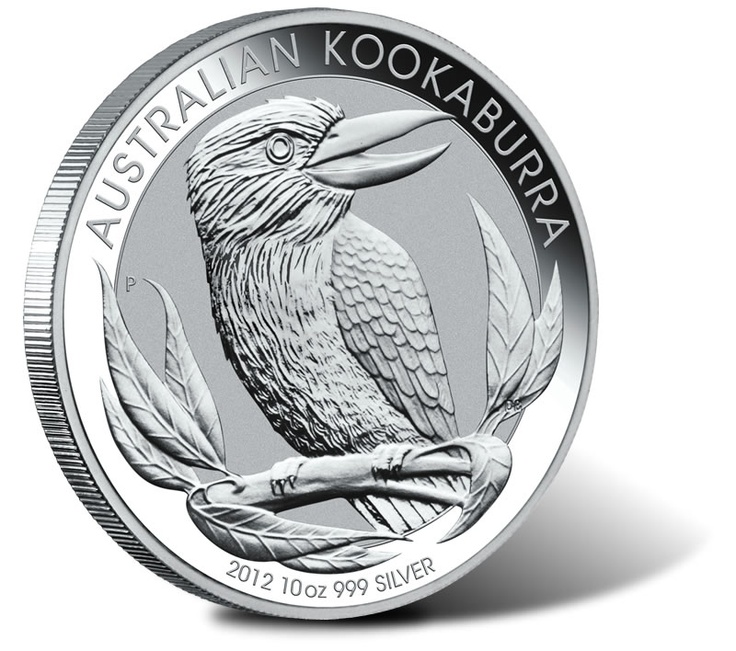 Australian Kookaburra 2012