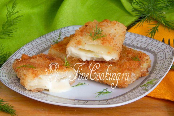 Капустные шницели с сыром