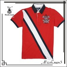 embroidered mens cotton polo shirt stock lot from guangzhou  best seller follow this link http://shopingayo.space