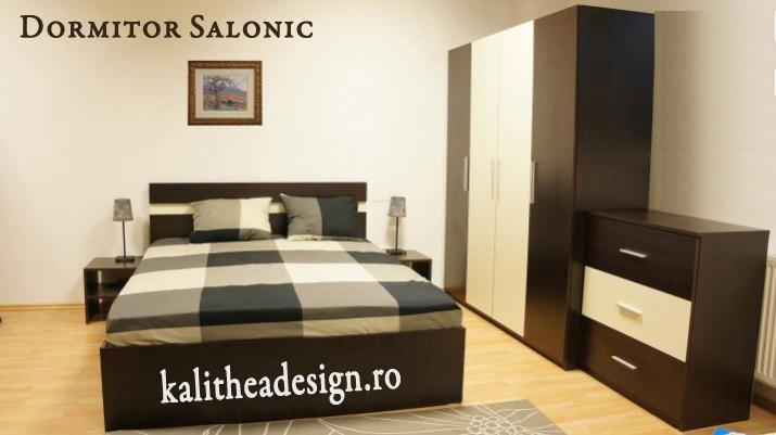 Mobila pentru dormitor - Dormitor matrimonial Salonic