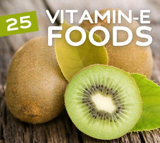 25 Vitamin E Rich Foods for Detox & Cleansing  -- Vitamin E is an essential vitamin with antioxidant properties. In the body, Vitamin E is commonly associated with the health of the skin, but it also plays a role in the proper functioning of many of the body's organs. Make sure you're getting enough in your diet by consuming plenty of foods that are high in Vitamin E.