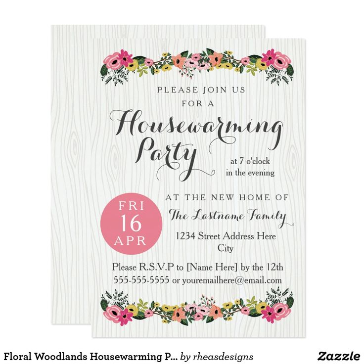 61 best Housewarming Invitations images on Pinterest - housewarming invitation template