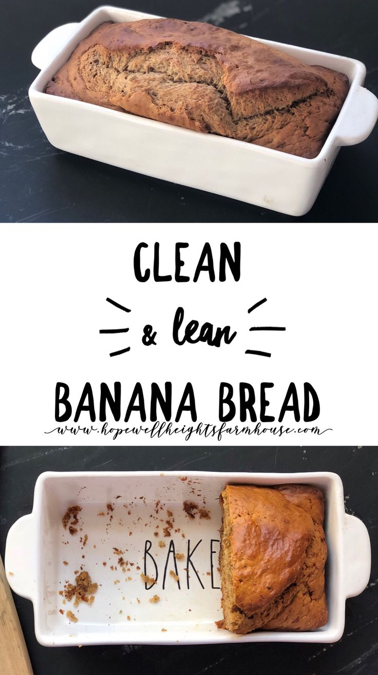 This clean banana bread is LEGIT!!! Super moist, awesome texture, dairy & gluten free, refined sugar free.