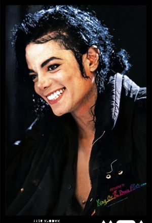 Michael Jackson, a person I look up to the most in my life. I have nothing but the utmost respect for him and what everything that he stood for while he was here.