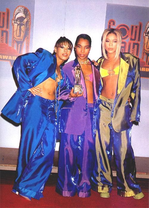Sexy TLC TLC The Best Modern And Selling Girl Group