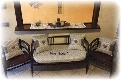 Pure HeART di Francesca Pugliese: Cucito creativo per la tua casa