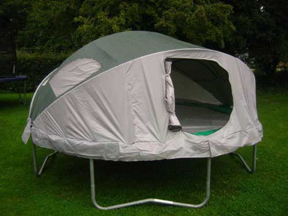 La tente trampoline