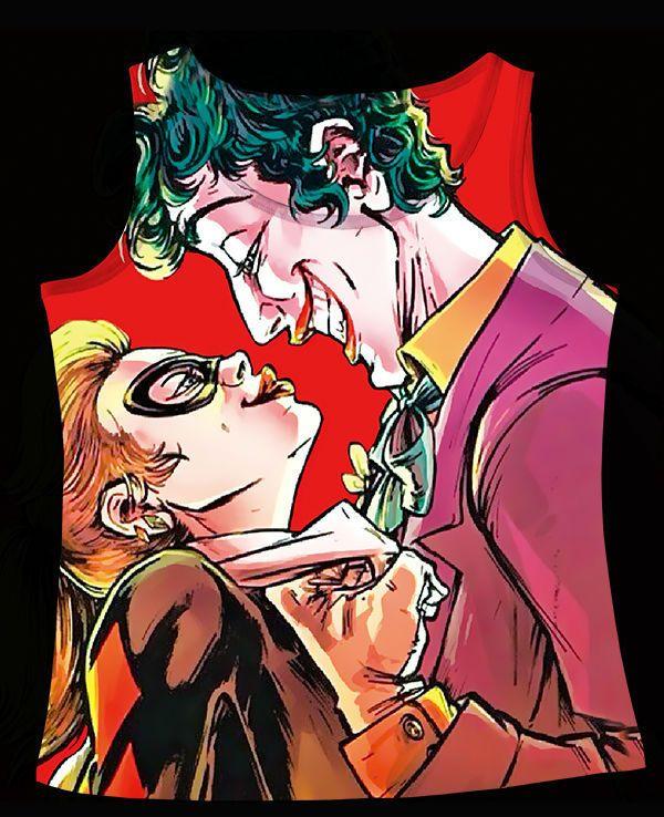 Tanks Tank The Joker and Harley Quinn //Price: $16.17 & FREE Shipping //     #jaredletojoker #jarley #jokerandharley #dccomics #madlove #thecrazyones #suicidesquad2016