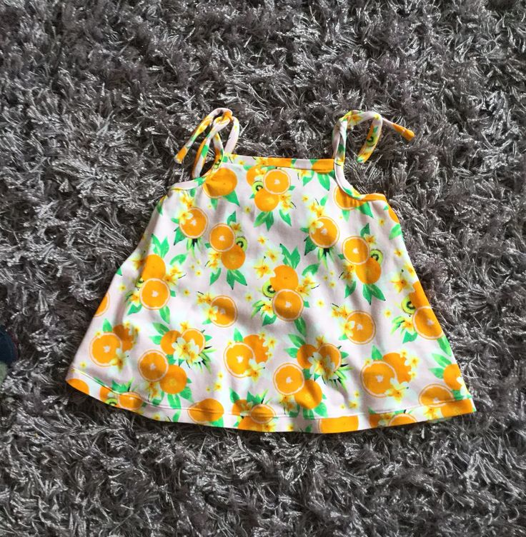 Simple summer jersey dress made by me