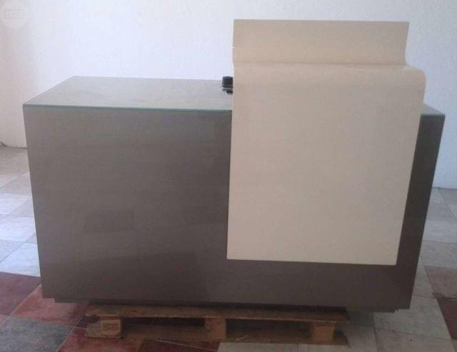 MIL ANUNCIOS.COM - Mostrador recepcion. Compra-venta de mobiliario de segunda mano mostrador recepcion en Galicia. Anuncios de mobiliario usado.